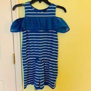 Nautica Dresses - New Nautica stripped jumpsuit